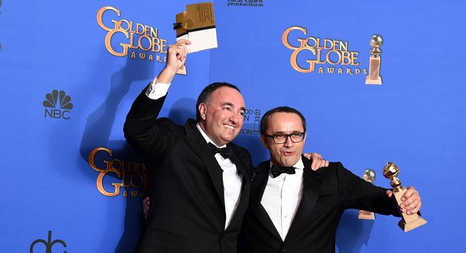 Leviathan Karya Sutradara Rusia Menangkan Penghargaan Golden Globe