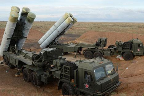 Satu-satunya negara yang mampu meningkatkan omzet penjualan senjata secara signifikan adalah Rusia, dengan pertumbuhan 20 persen. Foto: Mikhail Mukroshin/RIA Novosti