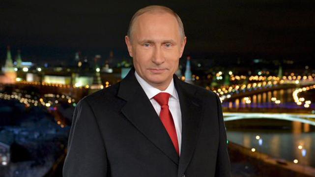 Presiden Rusia Vladimir Putin. Foto: RT