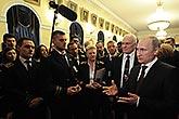 Putin: 'Foreign legion' operating in Ukraine