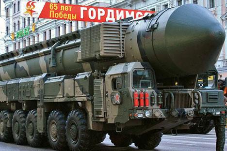 Senjata ini 'akan mengalahkan sistem misil pertahanan AS'. Foto: Goodvint/Wikipedia.org