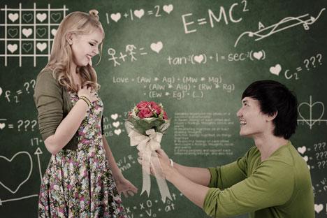 Wanita Rusia menyukai pria yang percaya diri. Foto: Shutterstock