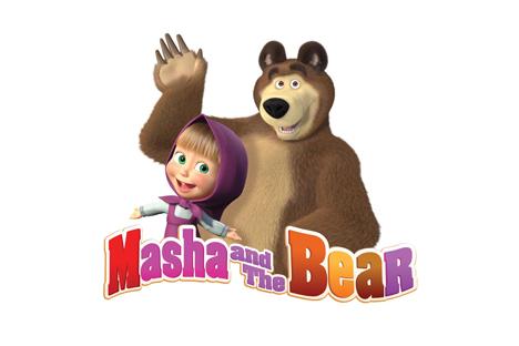Serial Masha dan Beruang telah diputar di Rusia sejak 2009. Foto: Facebook