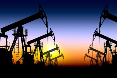 Rusia telah menggeser pesaing utamanya dalam pasar minyak mentah, yaitu Arab Saudi. Kredit: Legion-Media