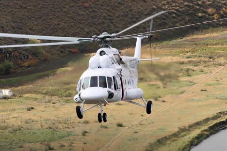 Mi-171A2 merupakan helikopter versi paling modern di keluarga helikopter terlaris di dunia, Mi-8/17.