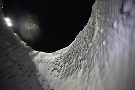 Lubang misterius tiba-tiba bermunculan di Siberia. Foto: arsip