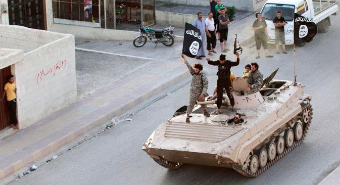 ISIS: Tempat Berlindung bagi Jiwa-jiwa yang Tersesat di Abad XXI