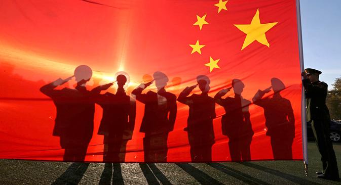 Jika situasi berjalan sesuai prediksi, Tiongkok mungkin akan segera mencoba mengambil peran sebagai penyedia keamanan.