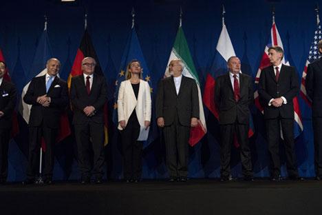 Para pakar menilai, keuntungan terbesar dari hasil kompromi tersebut tidaklah diperoleh pihak Rusia, melainkan pihak Uni Eropa. Foto: AP