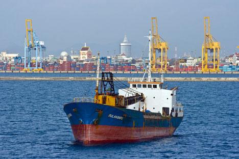 Rusia akan menaikkan omzet perdagangannya dengan Indonesia pada 2016, dengan nilai yang mencapai hingga lima miliar dolar AS per tahun. Foto: Alamy/Legion-Media