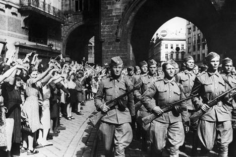 RBTH menyajikan 50 fakta sejarah terkait Perang Patriotik Raya yang harus Anda ketahui. Foto: TASS