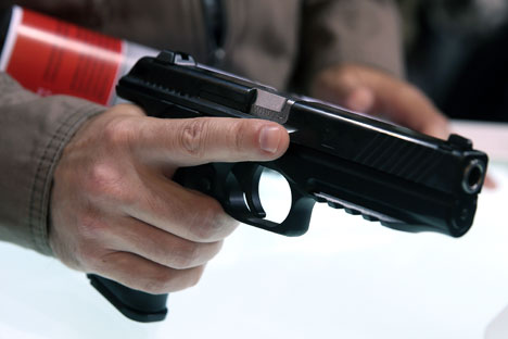 Foto: Kalashnikov Concern