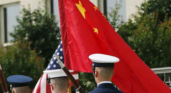 Kesepakatan Militer AS-Tiongkok Akan Mengancam Kepentingan Rusia