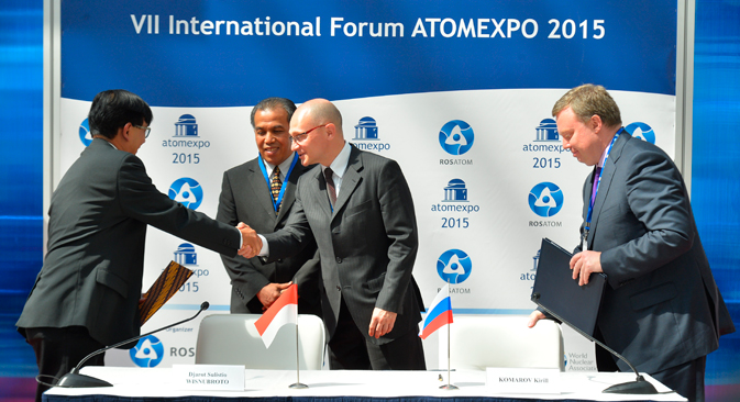 Energi nuklir menjadi daya tarik tersendiri bagi negara-negara berkembang berdasarkan sejumlah alasan yang objektif.