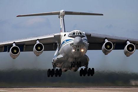 Il-112V. Foto: Perusahaan Ilyushin