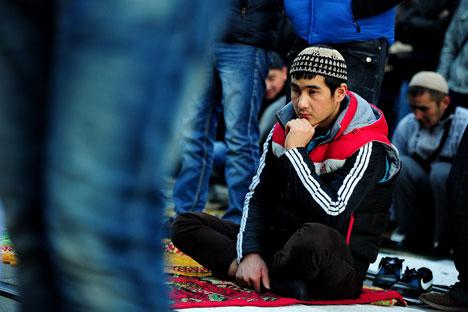 Kehadiran pusat-pusat rehabilitasi Islam sangat penting karena organisasi rehabilitasi Kristiani telah cukup banyak. Foto: TASS