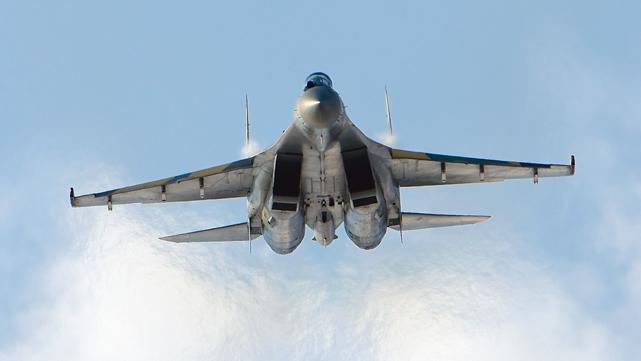 Sukhoi Su-35. Foto: Wikipedia