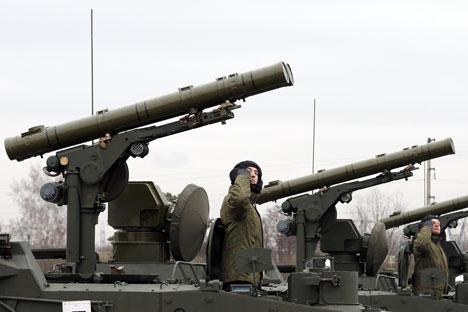 KUIS: Seberapa Baik Anda Mengenal Angkatan Artileri Rusia?