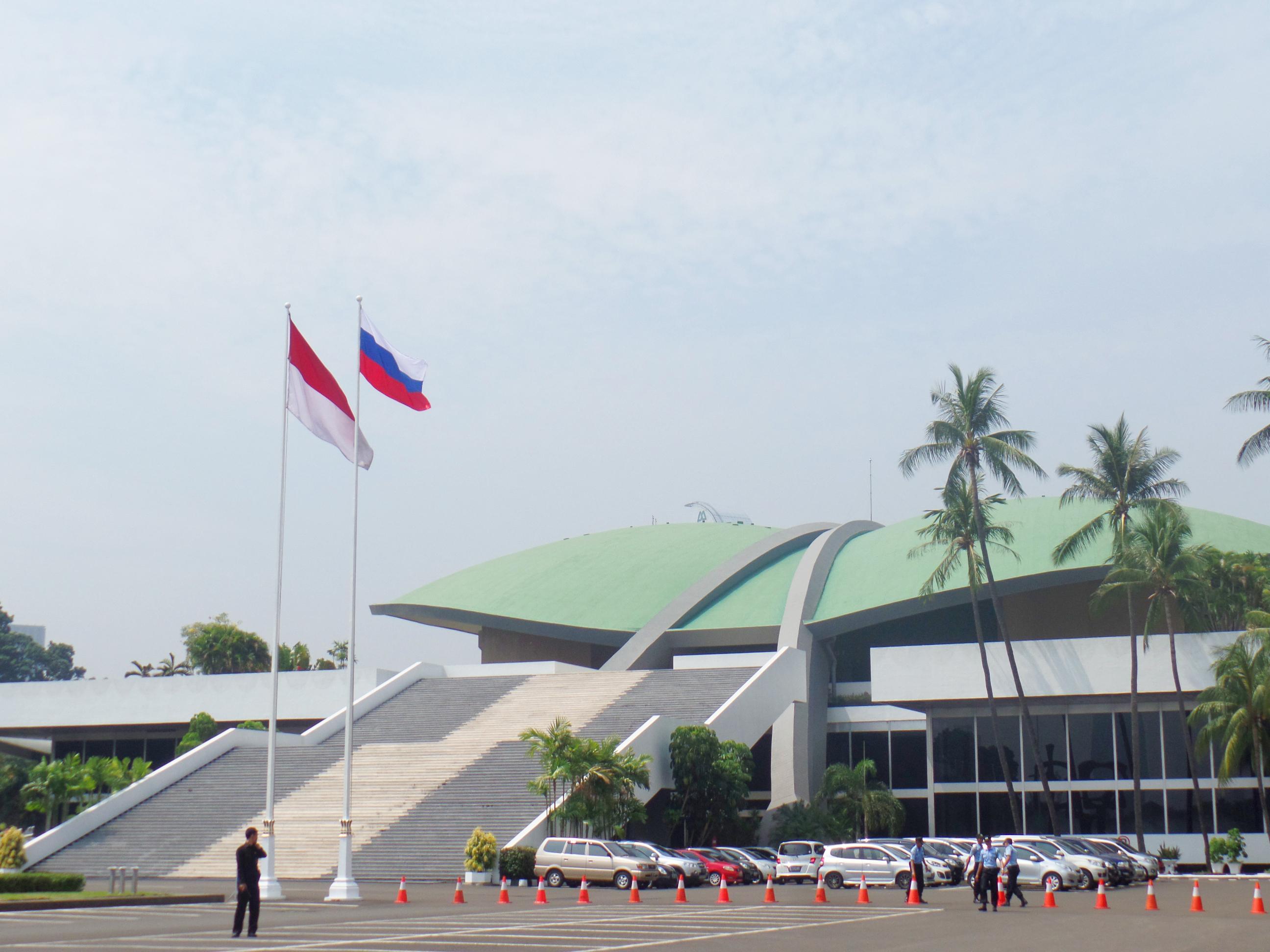 Indonesia diramalkan menjadi negara maju dengan pendapatan sekitar 24 ribu dolar AS per kapita pada 2050 berdasarkan riset The Economist 2012.