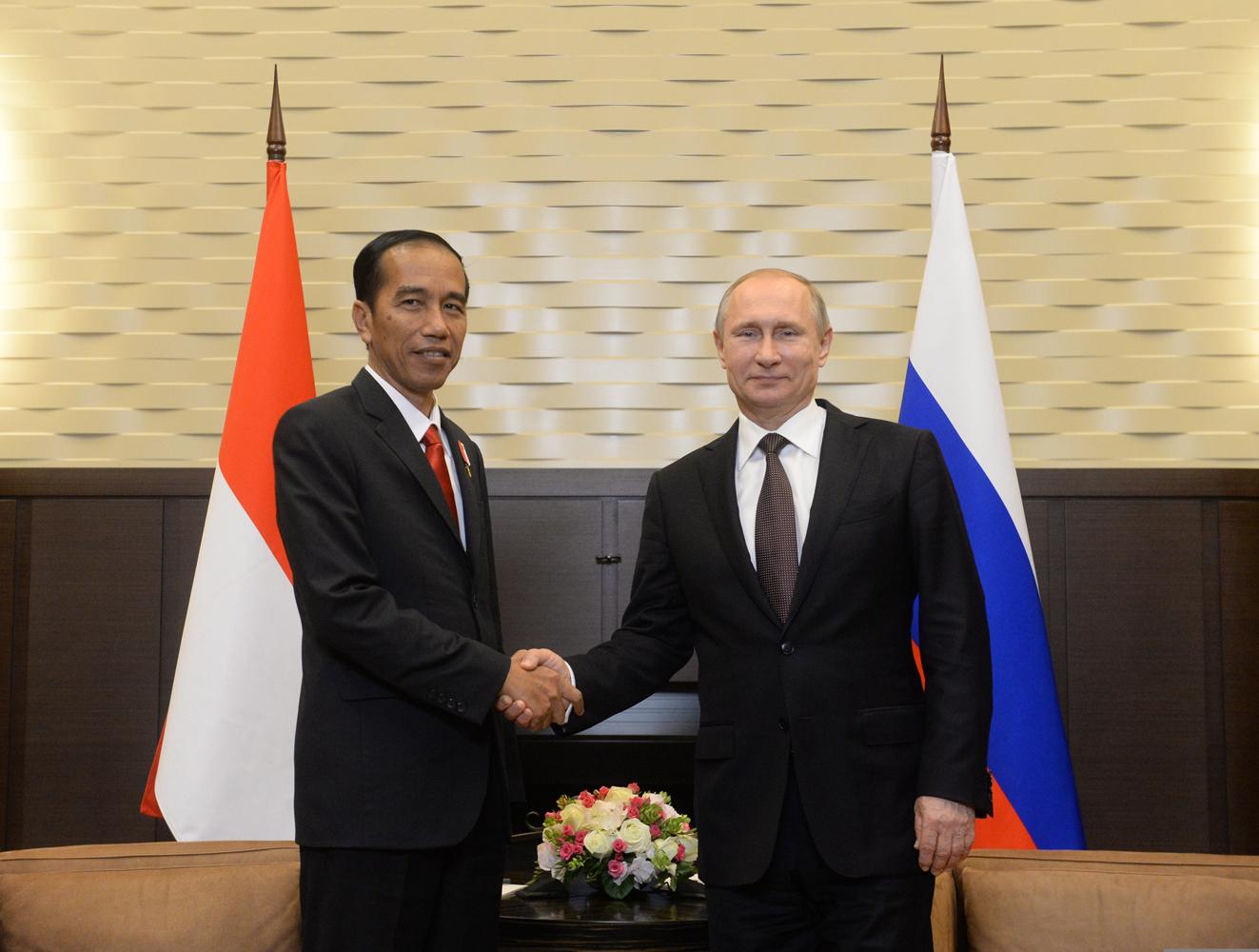 Rusia dan Indonesia telah menandatangani kesepakatan perukaran informasi intelijen dan meningkatkan kontak antarlembaga penegak hukum.