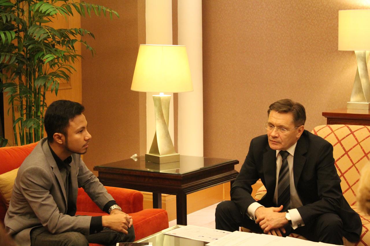 Menurut Likhachev, Rosatom siap mengajukan proposal yang sangat menarik kepada Indonesia, khususnya dari segi ekonomi.
