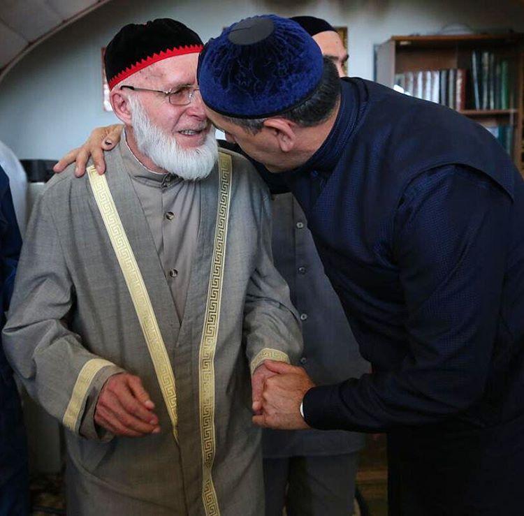 Perayaan Idul Fitri di Rusia tak jauh berbeda dengan perayaan di Indonesia.