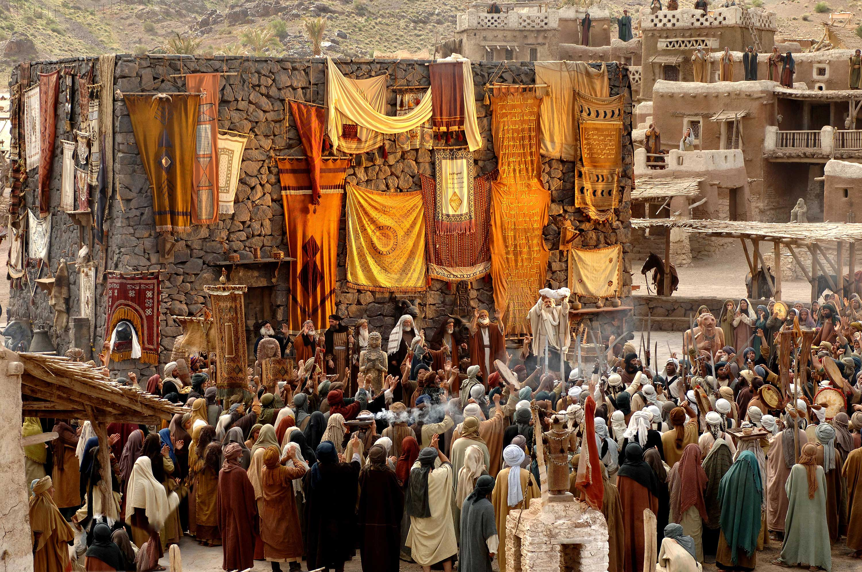 Film yang menghabiskan dana sebesar 50 juta dolar AS ini hadir sebagai film yang menelan biaya terbanyak yang pernah ada dalam sejarah perfilman Iran.