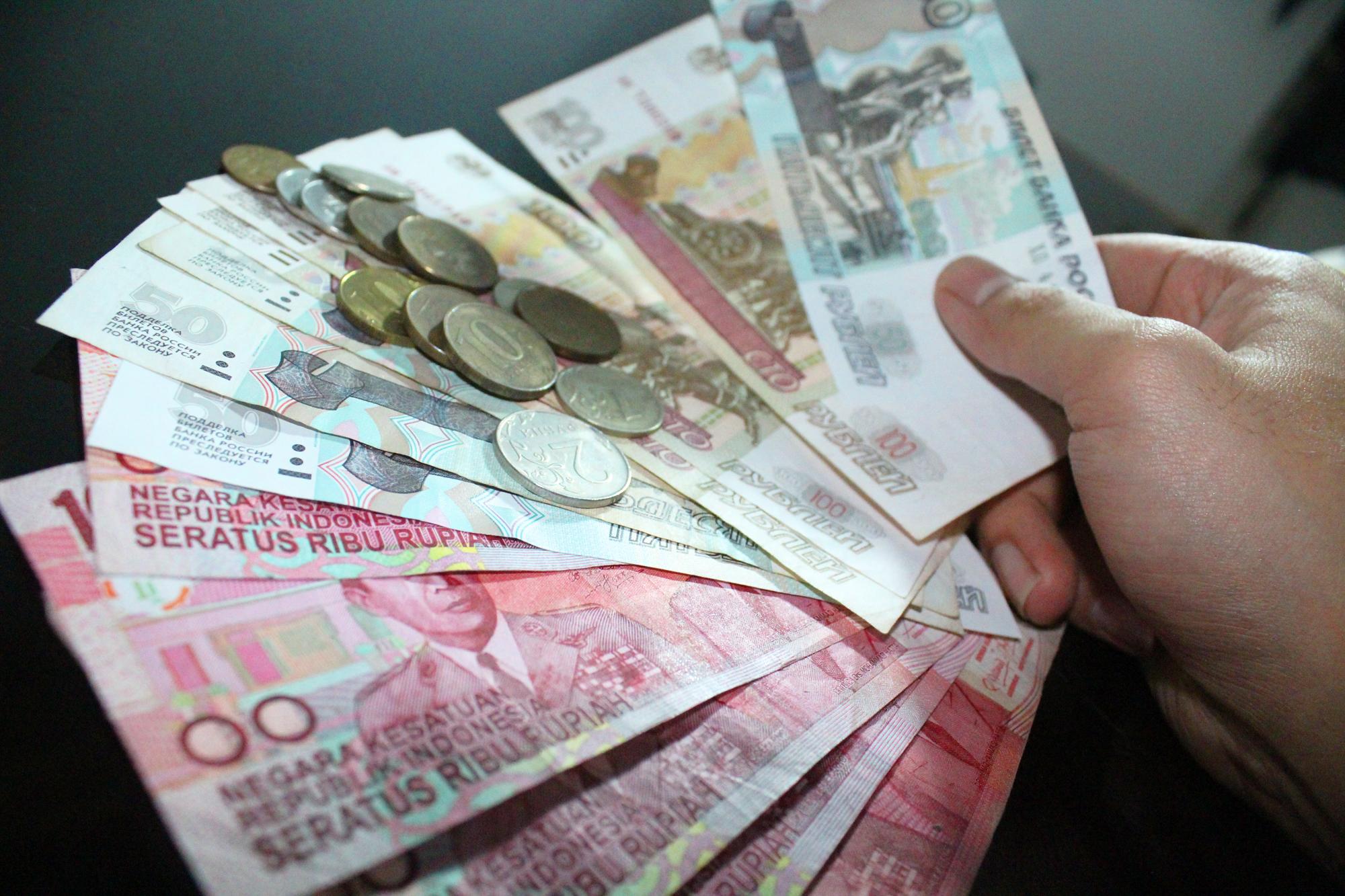 Bank Indonesia mengeluarkan Peraturan BI No. 17/3/2015 mengenai kewajiban penggunaan mata uang rupiah di wilayah NKRI dengan pertimbangan banyaknya transaksi dalam negeri masih menggunakan valuta asing.