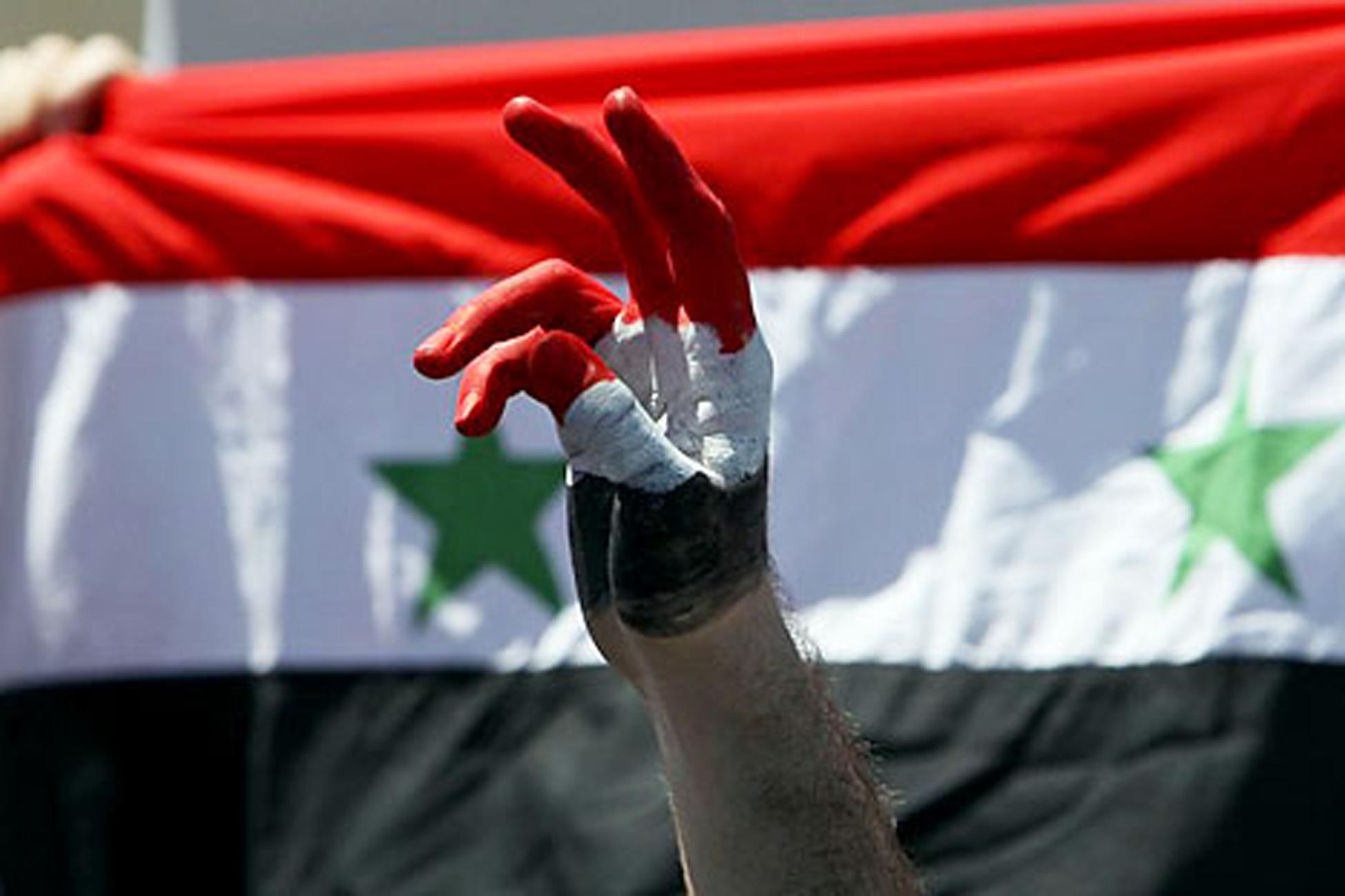 Memerangi terorisme tetap menjadi tugas prioritas Suriah.