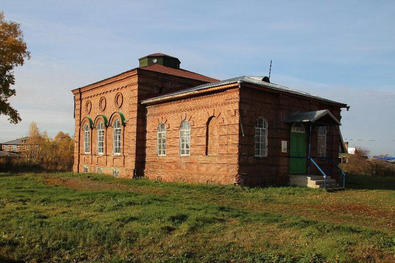 Bangunan masjid sebelum direstorasi. Sumber: naov.ru