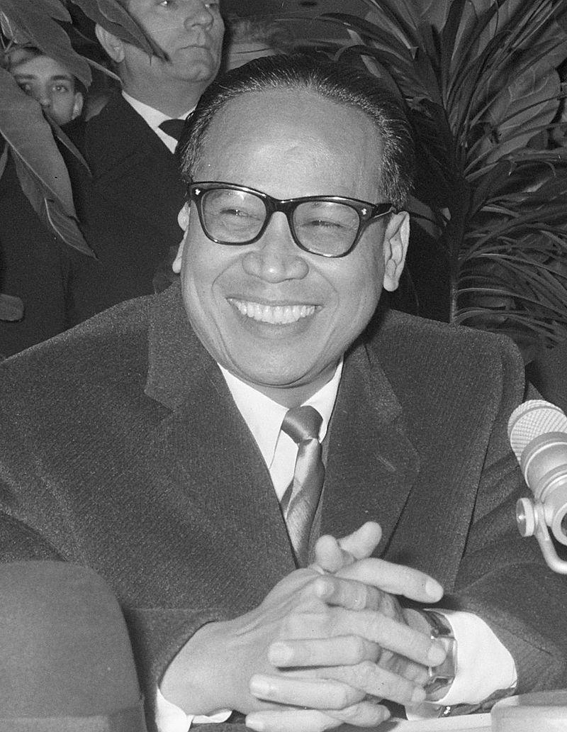 Menteri Luar Negeri RI Subandrio (1964). Sumber: Wikipedia