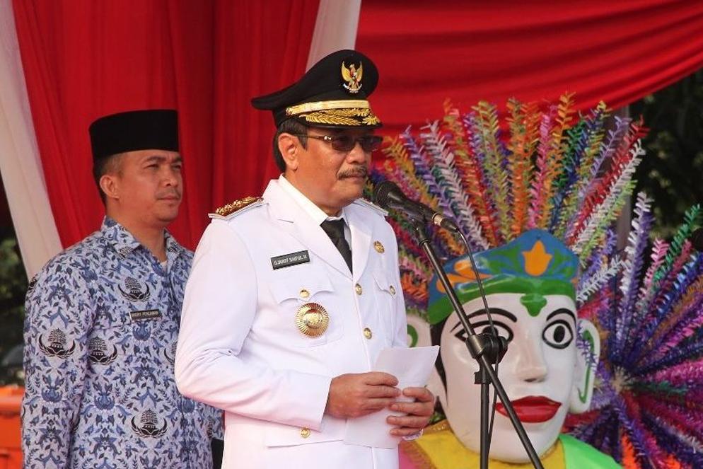 Gubernur DKI Jakarta Djarot Saiful Hidayat.