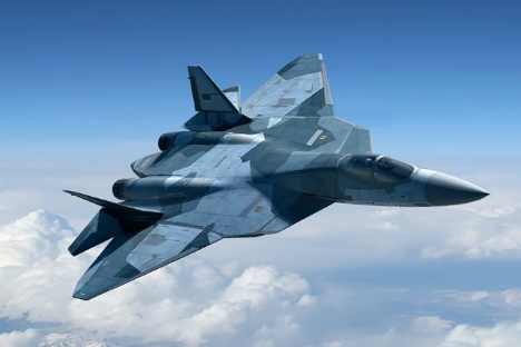 FGFA fighter promises to be a big step forward for Indian Air Force. Source: sukhoi.org