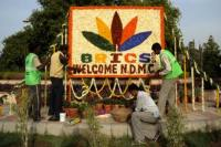BRICS leaders summit New Delhi