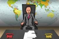 Putin 2.0: Insight from experts. Drawing by Niyaz Karim