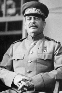 Iosif Stalin. 1943. Source: en.wikipedia.org