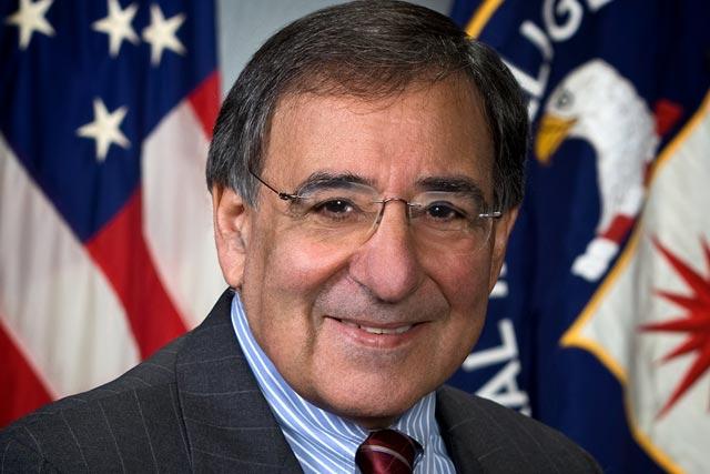 The United States Defence Secretary Leon Panetta.
