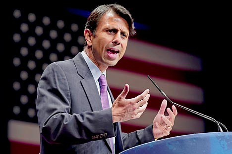 Governor of Louisiana Bobby Jindal