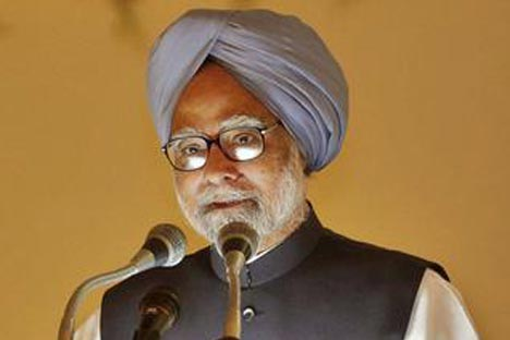 The Prime Minister of India Dr. Manmohan Singh