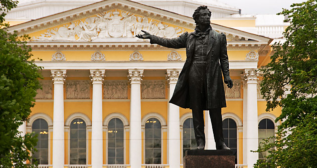 To grasp Pushkin one must hear his musicality. Source: Alamy / Legion Media