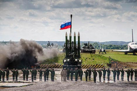 Today, the Russian military has eighty to hundred S-300PM and S-300 PS battalions at its disposal. Source: Press Photo