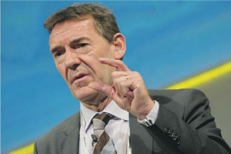 Jim O'Neill, chairman of Goldman Sachs Asset Management who invented the acronym BRIC. Source: Press Photo