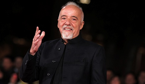 On August 24, famous Brazilian author of philosophic novels Paulo Coelho turns 65. Photo: EPA