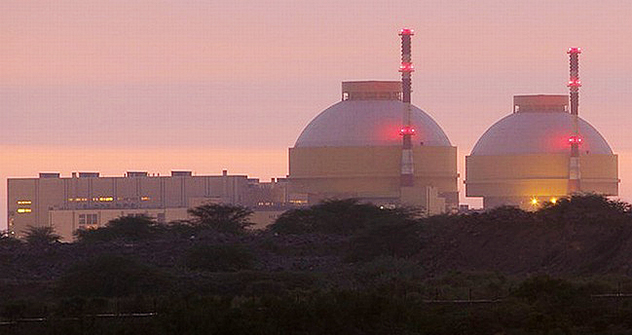A Russian Government request that the two additional nuclear reactors to be built at Kudankulam get an exemption from India's nuclear liability law may not be accepted. Source: Press Photo
