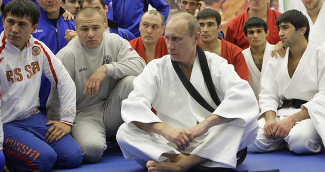 Vladimir Putin, who was until 2 weeks ago Russia's most famous judoka, probably dreamt of ushering in the kind of results in judo. Source: Reuters/Vostock-Photo