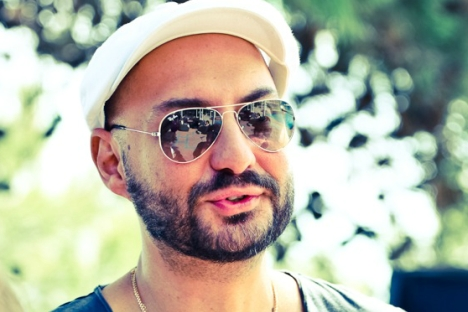 """Kirill Serebrennikov: """"Investment from the government in this field is very important, because it would automatically become an investment in culture."""" Source: Anna Casazza"""
