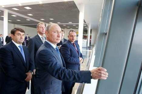 Russian President Vladimir Putin. Source: Press Photo