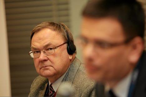 Mikhail Krutihin, partner at the RusEnergy Consulting Agency. Source: Agencja Gazeta
