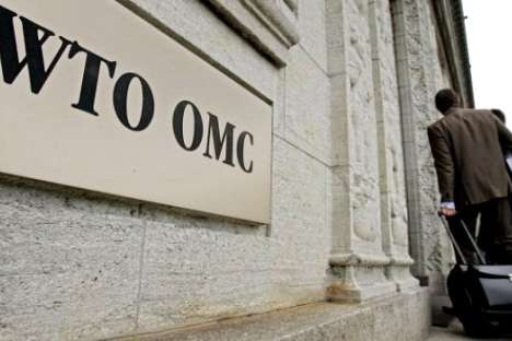 WTO is strategically good for Russia because it is a message to the rest of the world that Russia is now prepared to live with global rules of shape. Source: RIA Novosti