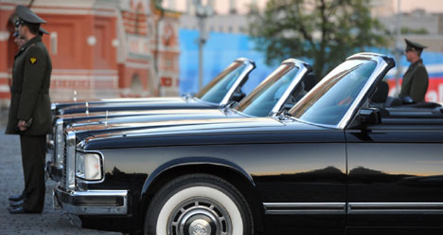 ZiL and GAZ have been out of this business for 20 years already. Source: Kommersant